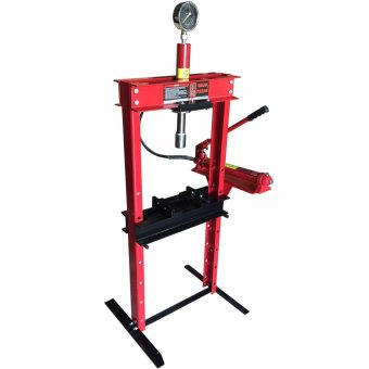 S-Ks Tools USA JMSP-9110A Hydraulic Shop Press (Black/Red)