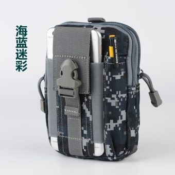 Sports outdoor anti-torn tactical running bag multi-function running bag