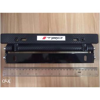 TRD Car Plate Holder