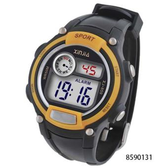 Xinjia Kid's Digital Waterproof Sports Watch XJ-859
