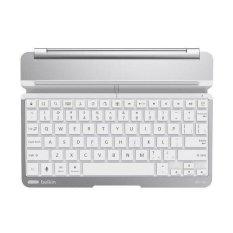 Belkin F5L155qeWHT QODE Thin Type Keyboard Case for iPad Air