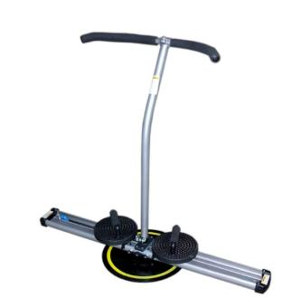 leg glider exercise machine