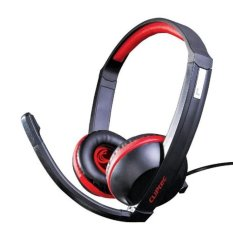Cliptec BGH-668-01 Poison P8 C-Cobra Stereo Multimedia PC Gaming Headset (Black)
