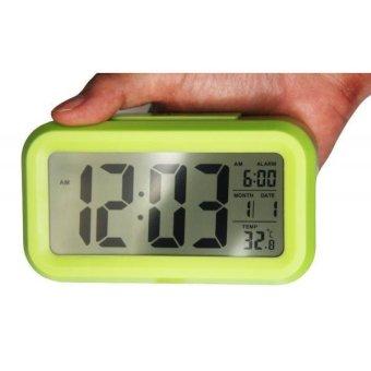 Digital alarm clock bedroom clock temperature display for Bedroom temperature