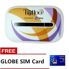Pocket wifi for sale broadband price list review for Globe tattoo internet load