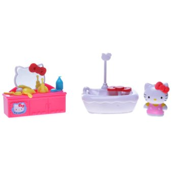 Product details of Hello Kitty Bathroom Set