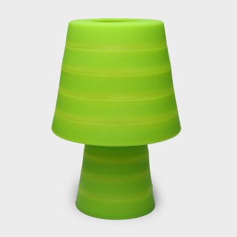 Lighting Silicon Table Lamp Green