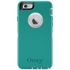 OtterBox Defender Series PC Case for Apple iPhone 6 Plus/6s Plus (Seacrest)