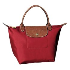 Red Tote Foldable Bag