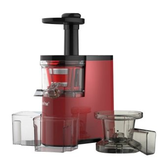 Slow Juicer Savtm : SAvTM JE220-07M00 Slow Juicer (Red/Maroon) Lazada PH