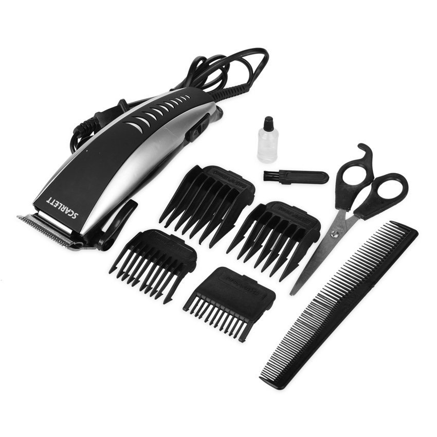 Hair Cut Barber Salon Scissors Shears Clipper Hairdressing