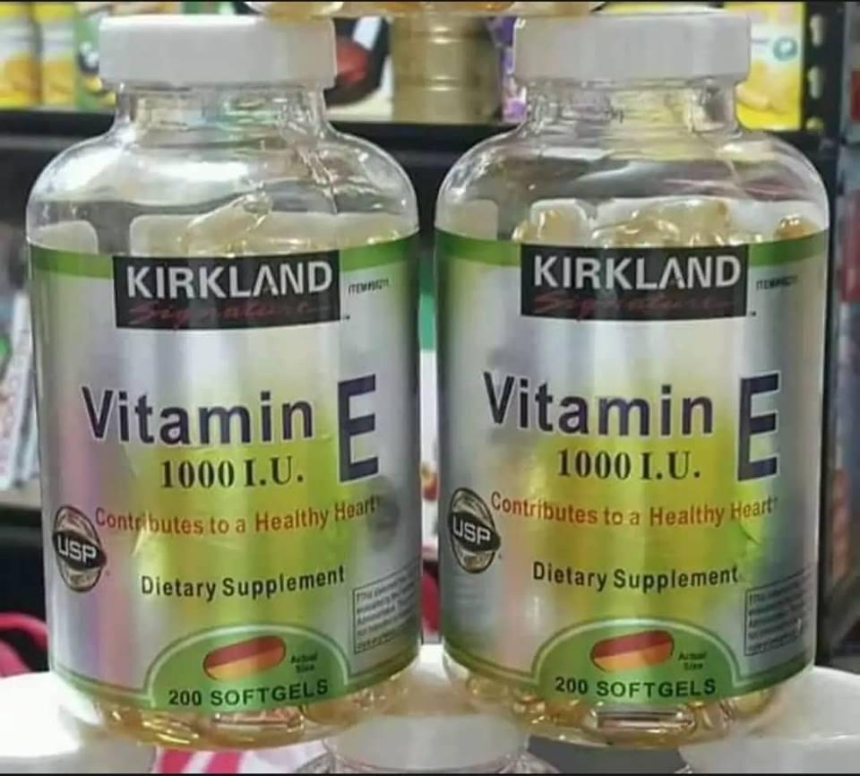 Kirkland Philippines Price List Vitamins Food Eye Care Softgel Green World Supplements For Sale Lazada