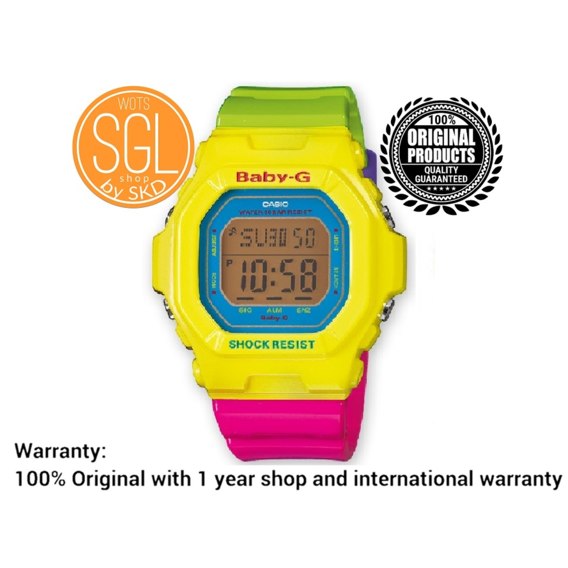 Casio Baby G Philippines Price List Jam Tangan Wanita Original Bgd 501 4 Watches For Sale Lazada