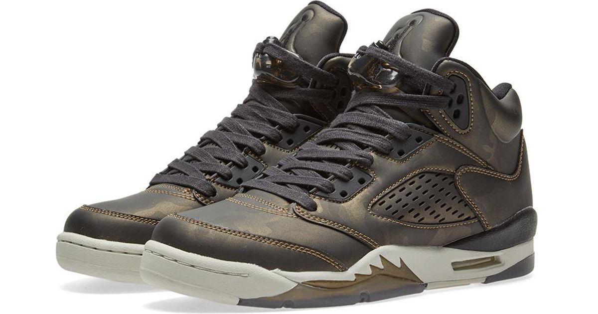 finest selection 71378 dbbc7 ... shoes size 9.5 d946d f7365  new zealand jordan 5 retro camo metallic  bronze 19ae8 41aa5