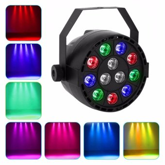 12 LED RGBW 4IN1 DMX 8CH Beam Stage Par Lighting Price Philippines