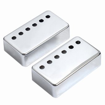 2 Pieces Humbucker Pickup Cover 50/52mm for LP Guitar (Intl)