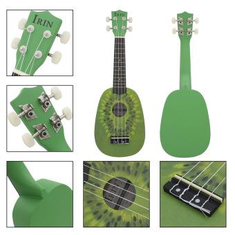 "21"" Ukelele 4 Strings Cute Kiwi Basswood Stringed Musical Instrument (Intl)"