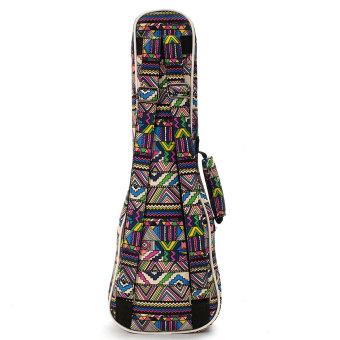26'' Canvas Soprano Ukulele Concert Ukulele Shoulder/Back Gig Bag Case - Intl - 5