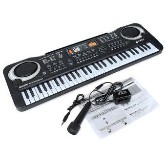 61 Keys Digital Music Electronic Keyboard Key Board Gift Electric Piano Organ - 3