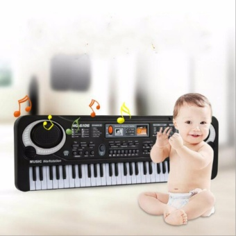 61 Keys Digital Music Electronic Keyboard Key Board Gift Electric Piano Organ - intl