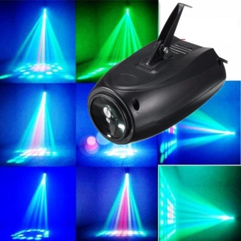 64 RGBW 10W LED Stage Light Effect Laser Projector Party Disco Club Bar DJ Lamp - intl - 2