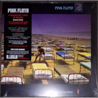 A Momentary Lapse Of Reason by Pink Floyd Vinyl LP Price Philippines