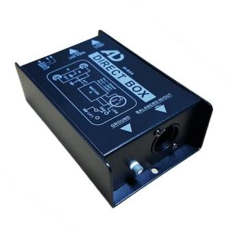 AD DI Box Guitar Direct Injection Passive Guitar Instrument Box Price Philippines