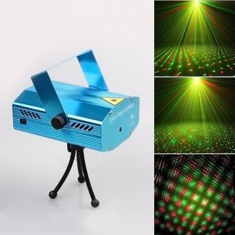 Auto Mode Laser Stage DJ Effects Party Strobe Lights - intl