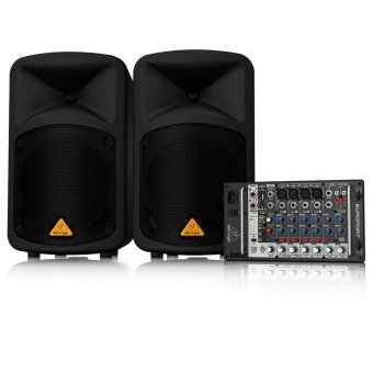 Behringer Europort EPS500MP3 Portable System (Black)
