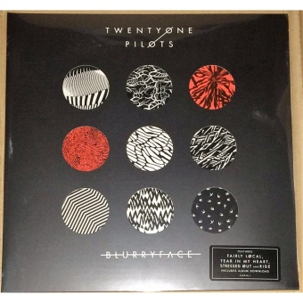 Blurryface by Twenty One Pilots Vinyl LP Price Philippines