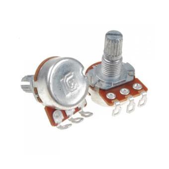 BolehDeals 250K Ohm Volume and Tone Audio Pot Potentiometer for Electric Guitar - 2