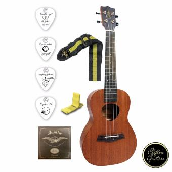 Caledon C1 Concert Ukulele with FREE Accessories