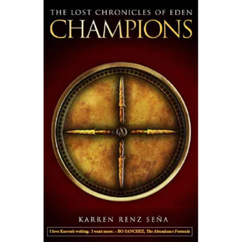 Champions: The Lost Chronicles of Eden