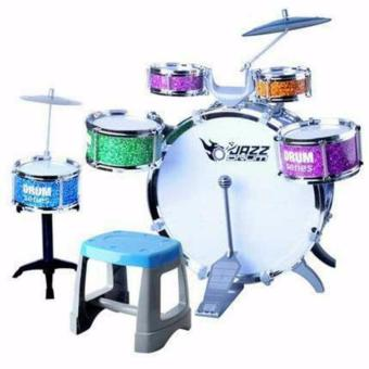 Children Kids Drum Set Musical Instrument Toy