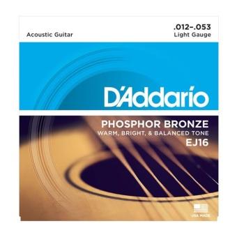 D'Addario EJ-16 Steel Guitar String