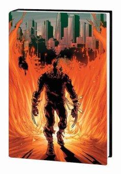 Daken Dark Wolverine No More Heroes HC (2012)