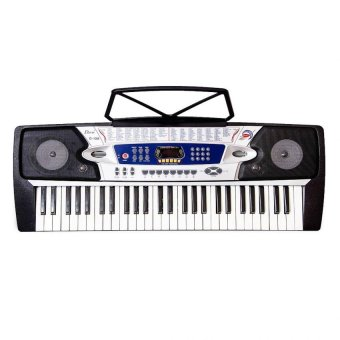 Davis D-108 Digital Keyboard (Black)