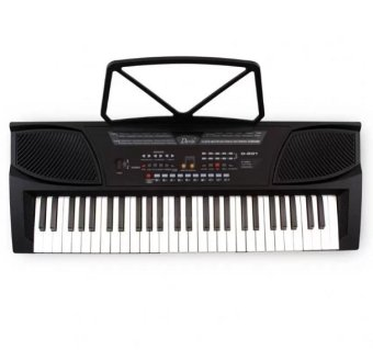 Davis D-201 Digital Keyboard (Black)