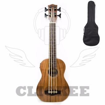 Davis DUK Best Deals Ukelele with Digital Tuner (Mahogany)