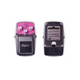 Davis Effect Pedals FL-70 (Pink)