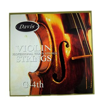 Davis G-4th Violin String Price Philippines