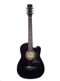 Davis JG-38 Acoustic Guitar (Black) Price Philippines