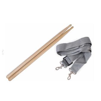 Davis Snare Drum SNR-1465 (silver) - 3