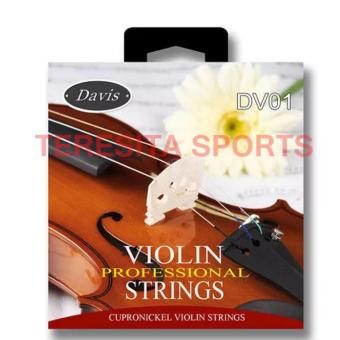 Davis Violin Professional Strings Set Price Philippines