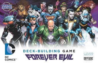 DC Deck Building Game: Forever Evil - picture 2