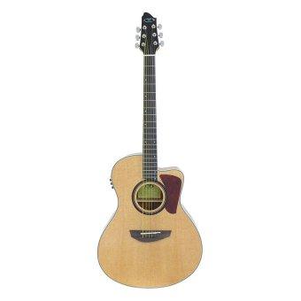 D&D Malaya Cutaway Acoustic Guitar (Natural Finish)