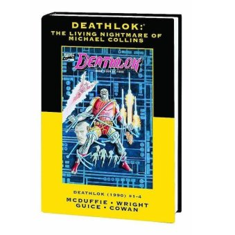 Deathlok: The Living Nightmare of Michael Collins HC (2012) Vol 94 DM Edition