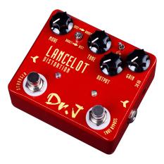 Dr. J LANCELOT Analog screaming distortion Electric Guitar EffectPedal efeito True Bypass D-59