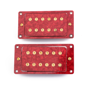 Dual Pickup Humbucker Screw Wrench Set for LP EPIPHONE Guitar Red Pearl - picture 2