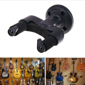Electric Guitar Wall Hanger Holder Stand Rack Hook Mount for AllGuitar Cool - intl